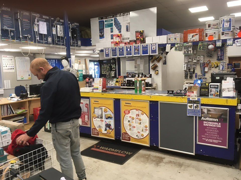 Buying from a Builders Merchant