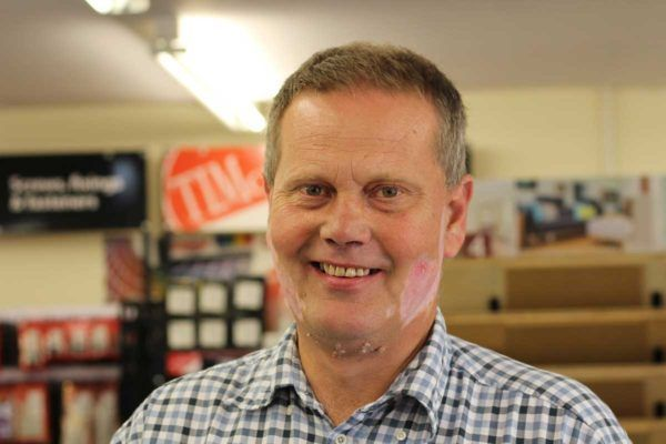 Ian Hough - Assistant Branch Manager