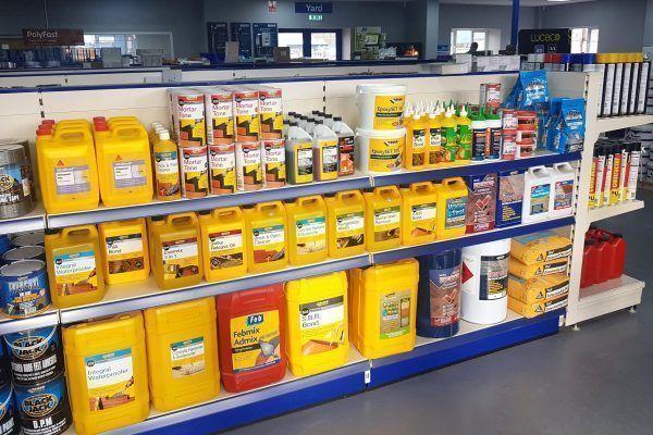Wide Range of Stock In-store
