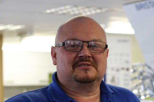 Keith Blundell - Assistant Branch Manager