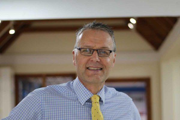 Martin Pallister - Branch Manager