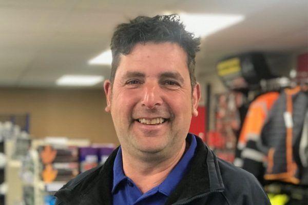 Russ Binnington - Assistant Branch Manager