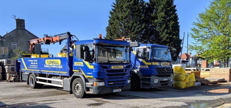Turnbull Lorries - Fee Home Delivery up to 20 miles
