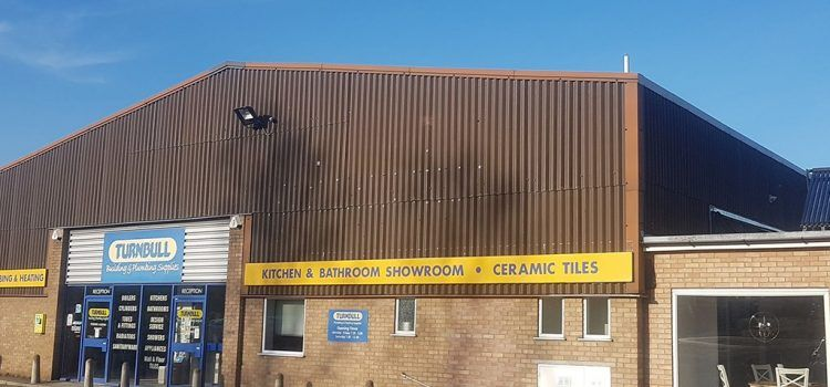 Turnbull Sleaford Plumbing and Heating - Outside Branch