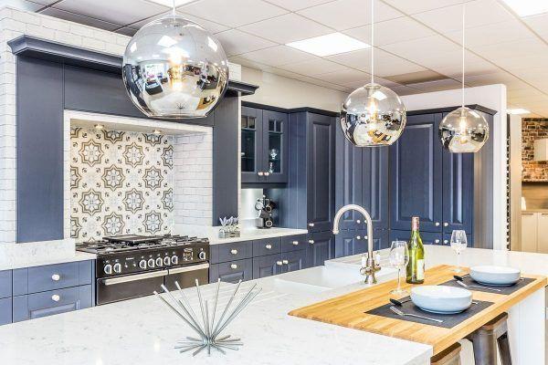 Turnbull Boston Kitchen Display