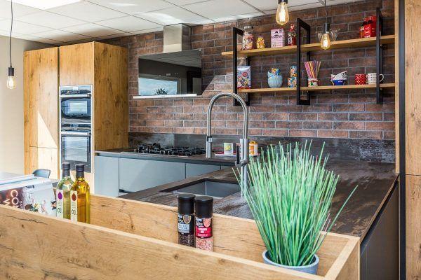 Turnbull Brigg Kitchen Display