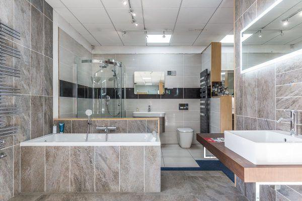Turnbull Sleaford bathroom display