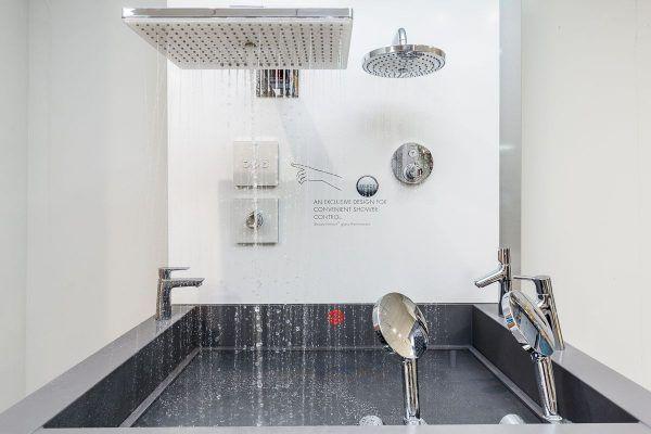 Turnbull Sleaford plumbing display
