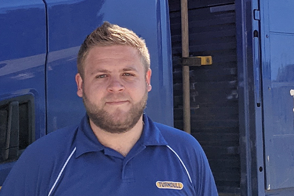 Tom Rastall - Sleaford Building Supplies Assistant Branch Manager