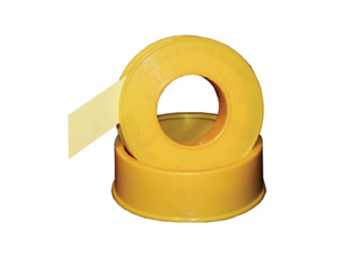 PTFE Yellow Gas Tape