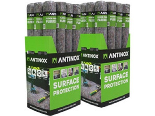 Antinox Felt Water Resistant Floor Protection 10m x 1m