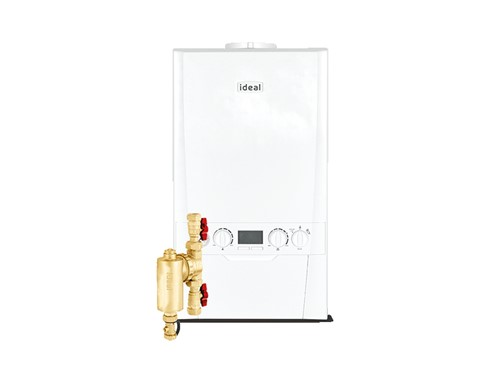 Ideal Logic Max Heat Boiler 24Kw with Filter Pack