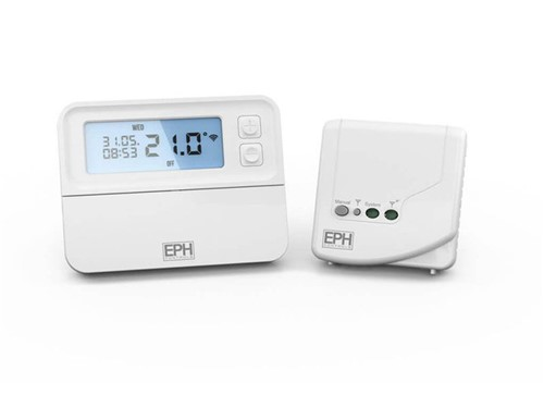 EPH Combi Pack 4  Wireless Programmable Room Thermostat