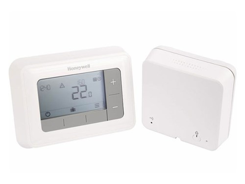 Honeywell T4R Wireless Programmable Room Stat