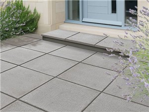 Textured Utility Paving 600 x 600mm [Grey]