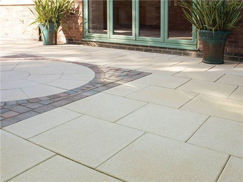 Textured Utility Paving 600 x 600mm [Buff]