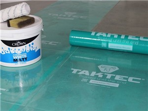 Taktec Hard Surface Protector 600mm x 50m