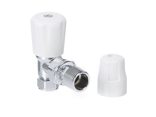 Altecnic Eclipse Angled Manual Radiator Valve