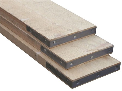 Scaffold Board Grade A Banded 3.9m 38mm x 225mm