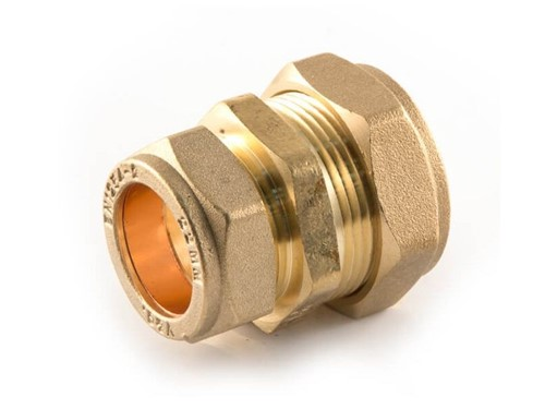 Compression Reducing Coupling 15mm x 10mm 910