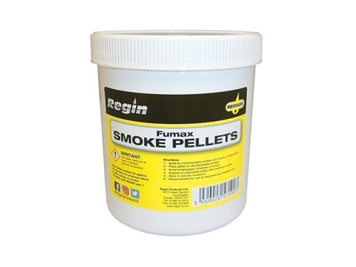 Regin Fumax Smoke Pellets Tub 100