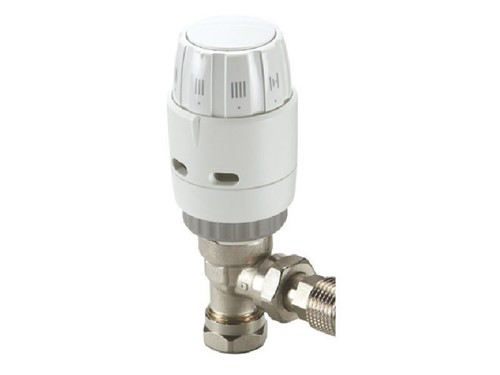 Danfoss RAS-C2 Reversible Angled TRV with RA-FS [15mm]