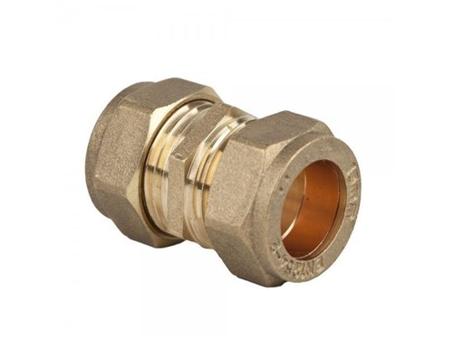 Compression Straight Coupling 8mm