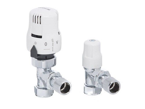 Altecnic Ecopac Angled TRV Twin Pack [TRV & LS]