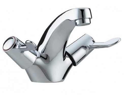 Bristan Value Basin Mixer With Pop Up Waste