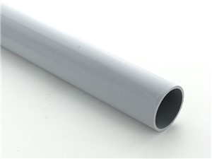 Push Fit Wastepipe 40mm x 3m [White]