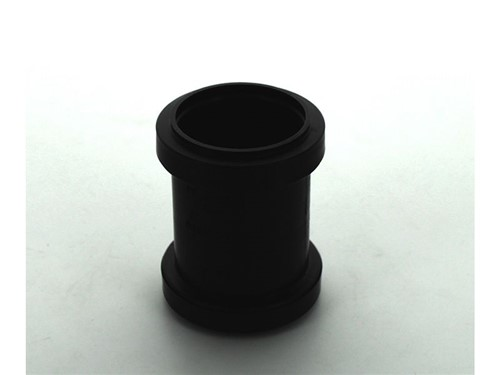 Push Fit Waste Straight Coupling 32mm [Black]