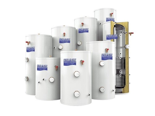 RM Cylinders Stelflow Unvented Direct Cylinder [120L]