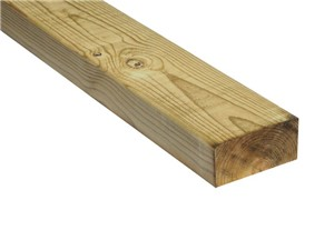 Treated Timber 47mm x 100mm x 3.6m [Green]
