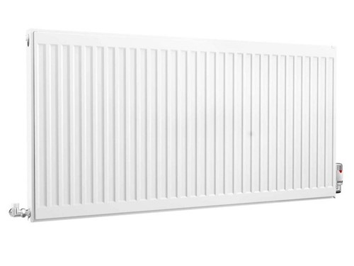 Double Panel Single Convector Type 21 [400mm x 400mm]