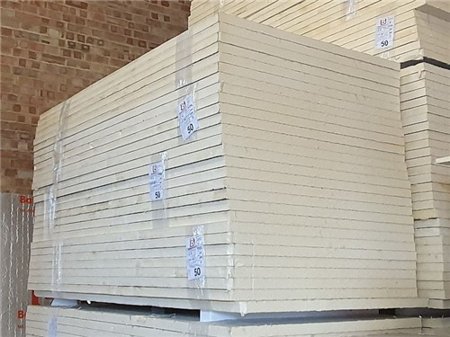 PIR Foil Insulation Board 2400mm x 1200mm x 50mm