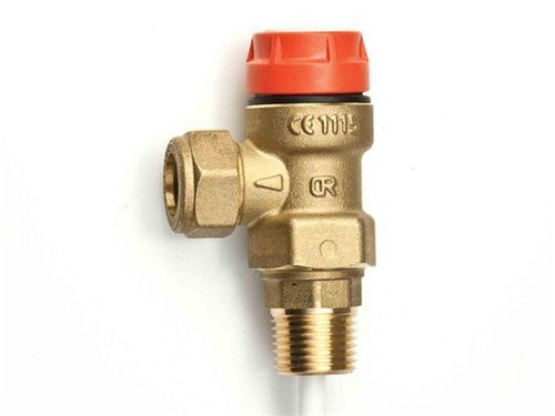 Temperature and Pressure Relief Combined Probe Valve [140mm]