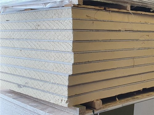 Dry Lining Insulation Board 2400mm x 1200mm [50mm + 12.5mm]