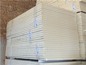 PIR Foil Insulation Board 2400mm x 1200mm x 150mm