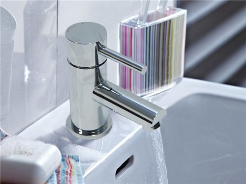 Bristan Blitz Basin Mixer Tap with Clicker Waste