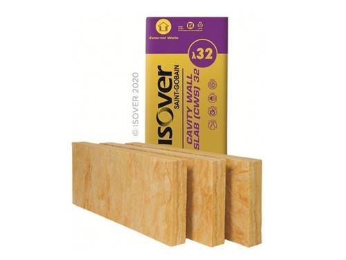 ISOVER CWS 32 High Performance Cavity Wall Insulation [100mm]