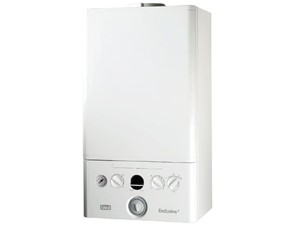 Ideal Exclusive Combination Boiler with Flue & Clock [30Kw]