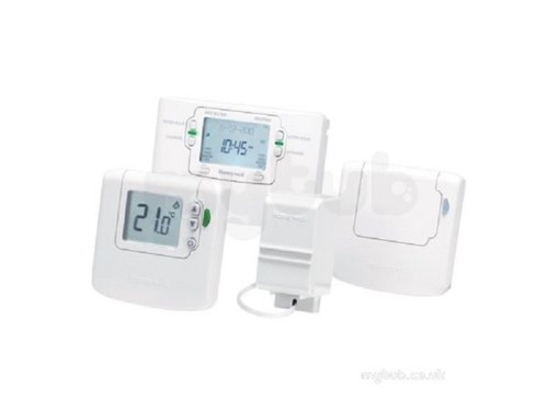 Honeywell Sundial RF² Wireless Timer & Cylinder Thermostat