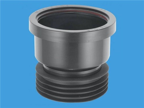 McAlpine Drain Connector Black