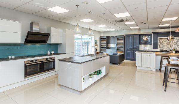 Kitchen Showroom Lincolnshire