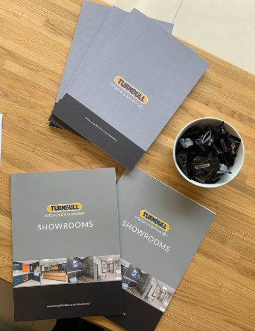 Showrooms Brochure - Kitchens & Bathrooms