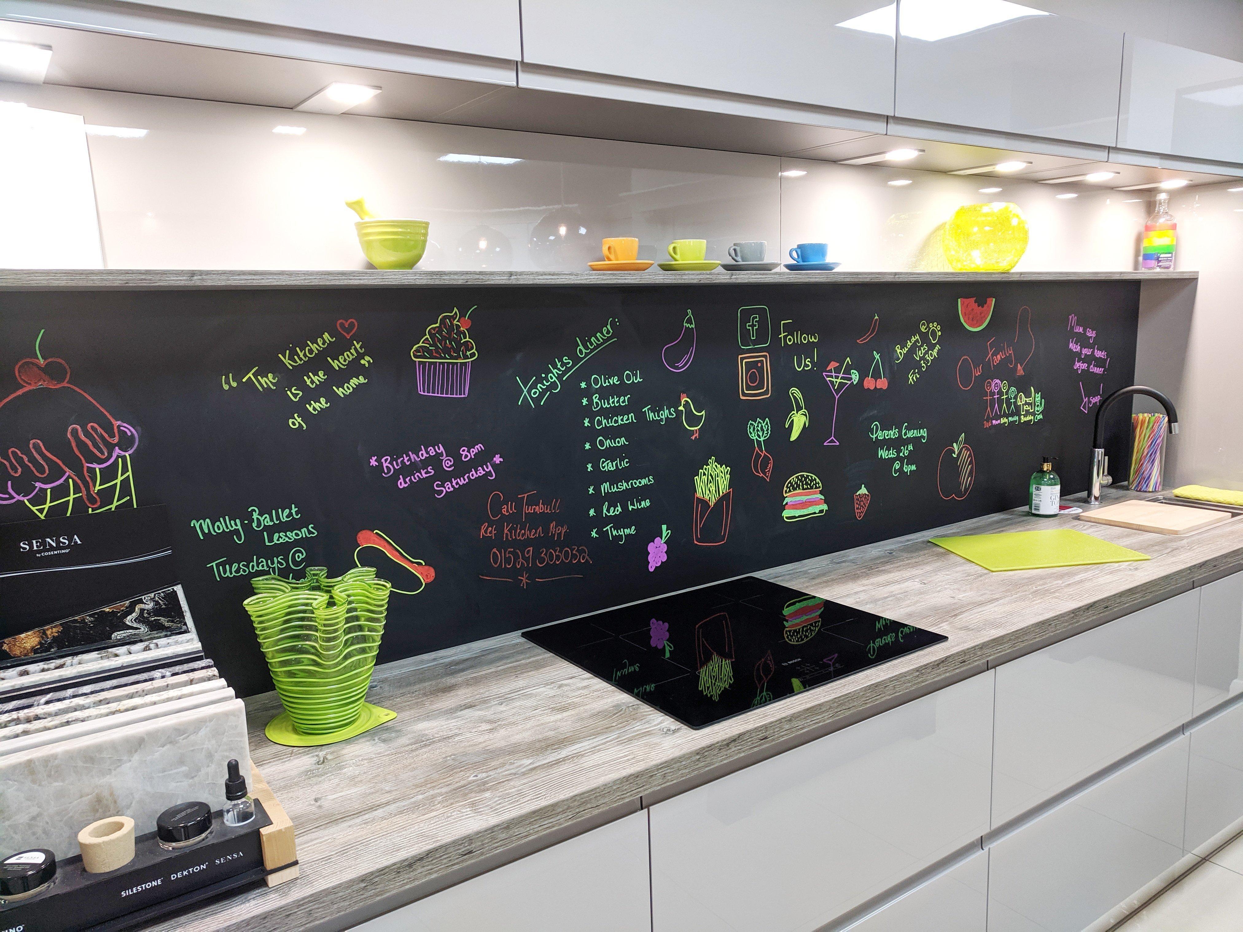 Sheraton contemporary gloss kitchen
