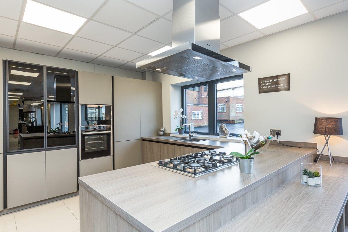 Bespoke Kitchen with NEFF appliances