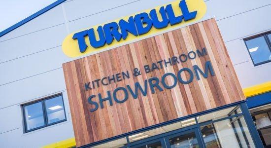 Turnbull kitchen showrooms and bathroom showrooms