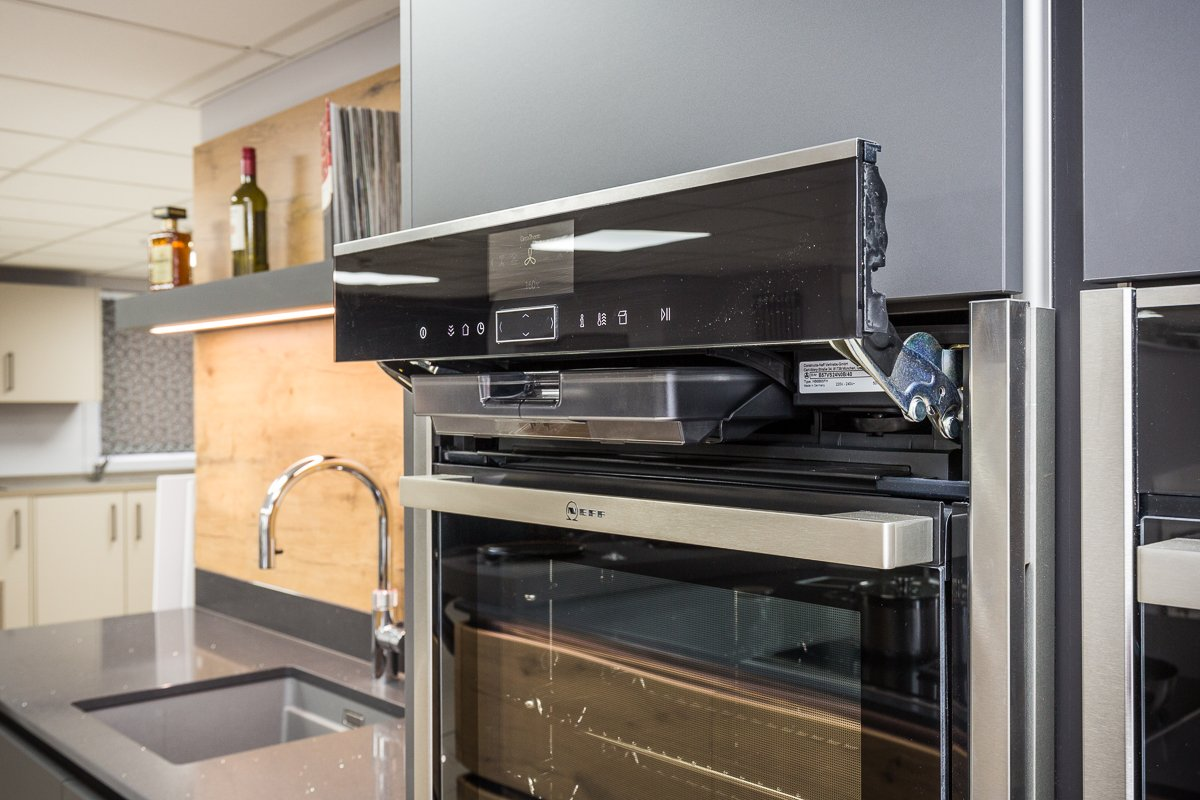 neff ovens - NEEF-Slide-Hide-Oven