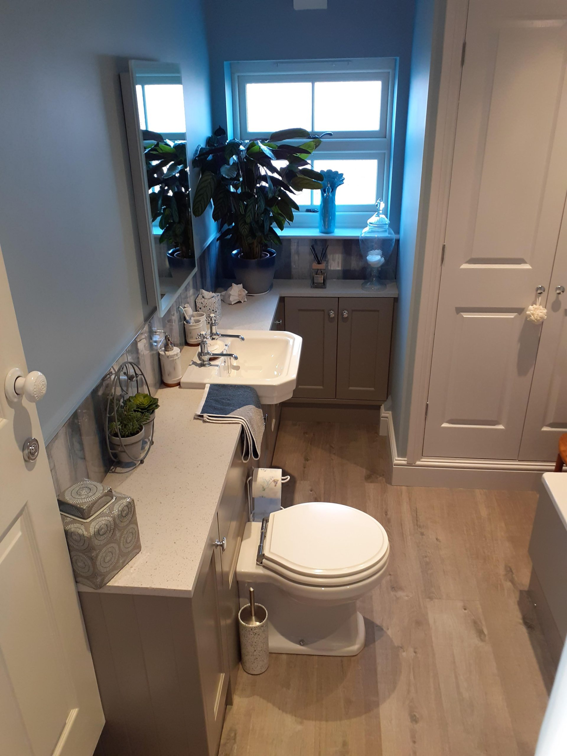 Roper Rhodes bathroom furniture
